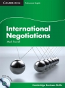 International Negotiations Student's Book + 2CD Powell Mark