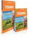 Toskania light przewodnik + mapa