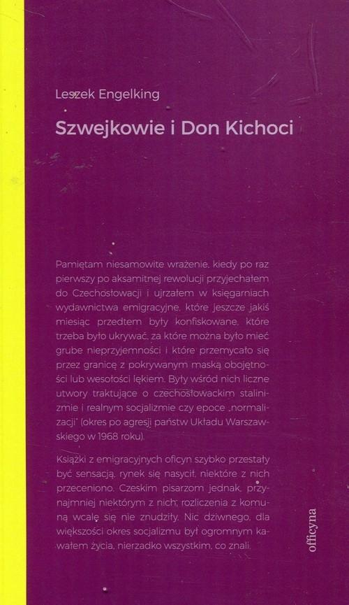Szwejkowie i Don Kichoci Engelking Leszek