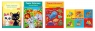 Zeszyty papierów kolorowych Dan-Mark a5/8k samoprzylepny