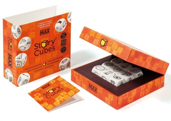 MAX Rory's Story Cubes (@24893)