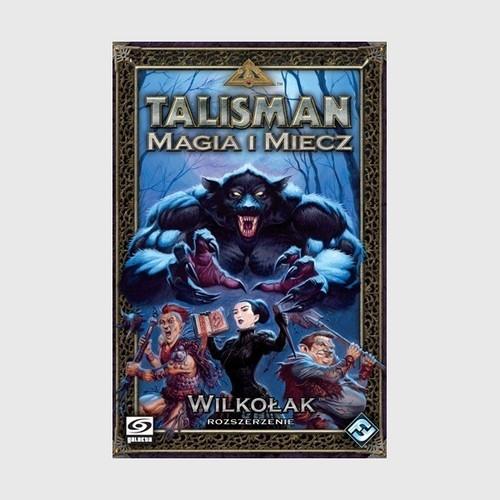 Talisman Magia i Miecz Wilkołak (3990)