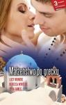 Małżeństwo po grecku wydanie kieszonkowe Lucy Monroe, Rebecca Winters, Julia James