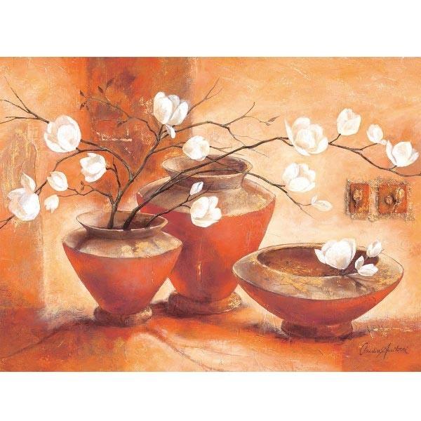 RAVEN. 1500 EL. Biała magnolia