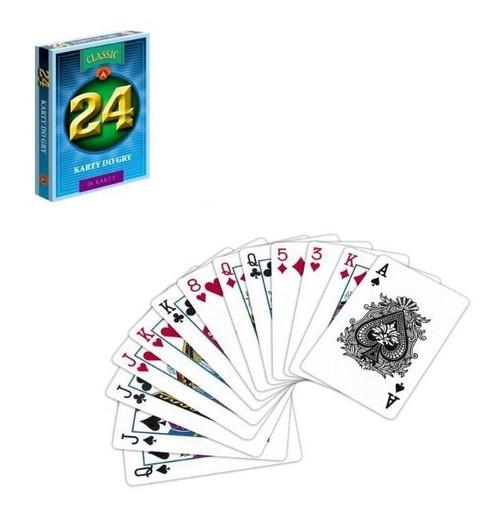 Karty do gry 24