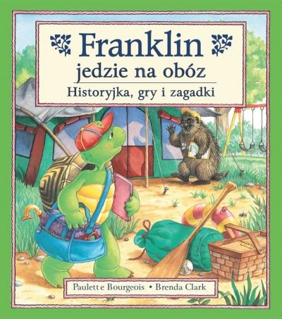 Franklin jedzie na obóz Paulette Bourgeois