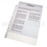 Koszulki na dokumenty Esselte A4 przezroczysty 46um (56133)