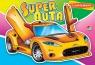 Kolorowanka. Super auta - Wyścigówka  (B5, 12 str.)