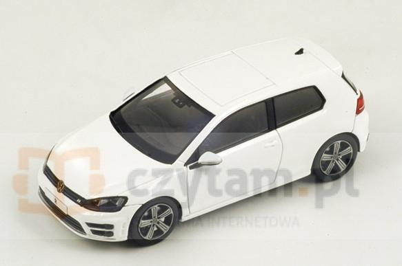 SPARK Volkswagen Golf VII R 2013 (white) (S4192)