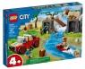 Lego City: Terenówka ratowników dzikich zwierząt (60301)