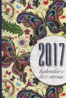 Kalendarz 2017 Bez stresu B6