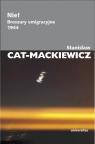 Nie! Broszury emigracyjne 1944 Cat-Mackiewicz Stanisław