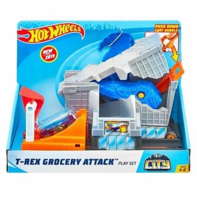 Hot Wheels City: Atak T-Rexa