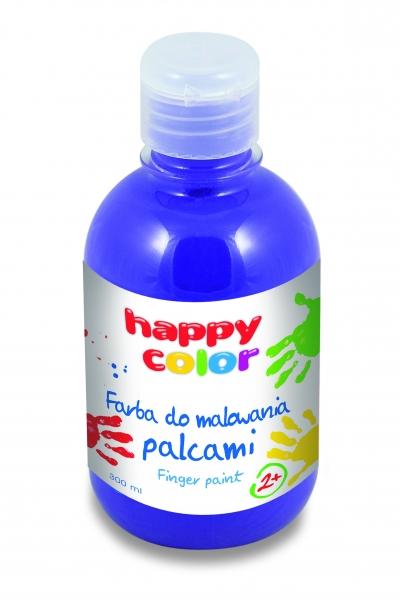 Farba do malowania palcami 300ml - fioletowy (300-61)