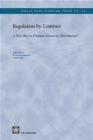 Regulation By Contract Tonci Bakovic, Fiona Woolf, Bernard Tenenbaum