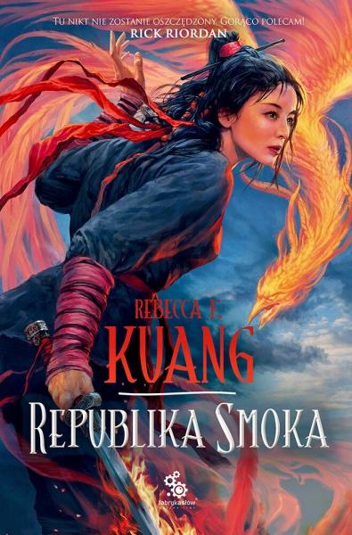 Republika Smoka Rebecca F. Kuang