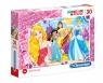 Puzzle SuperColor 30: Księżniczki (08503)