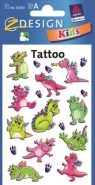 Tatuaże Dinozaury
