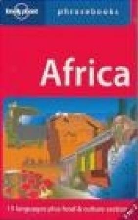 Africa Phrasebook 2e Yinola Awoyale, Y Awoyale