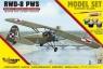 Samolot Szkolno - Łącznikowy RWD-8 PWS