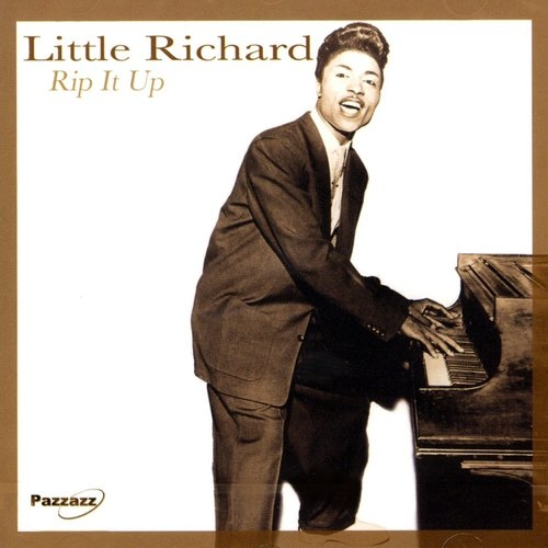 Rip it up Richard Little