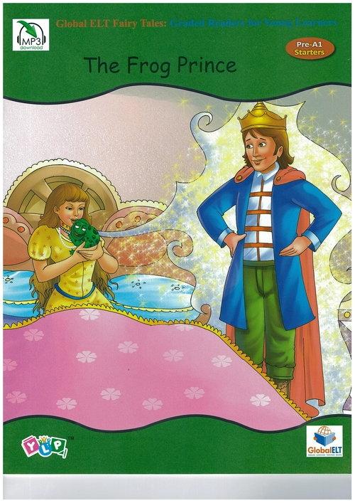 The Frog Prince Bracia Grimm