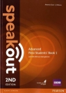 Speakout 2ed Advanced Flexi 1 Coursebook with MyEnglishLab