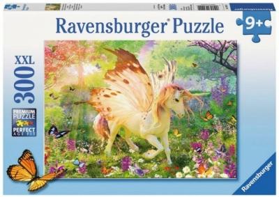 Puzzle 300 Jednorożec w magicznym lesie (130924) RAP130924