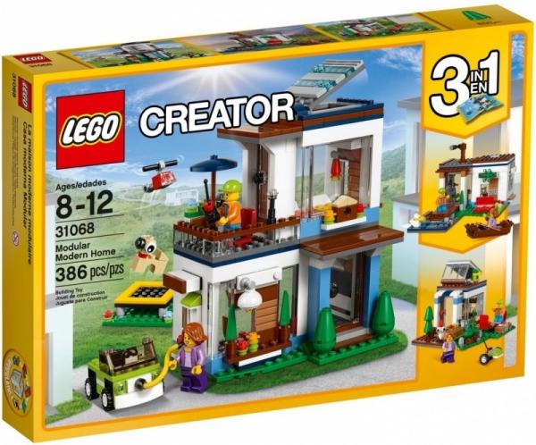 Lego Creator: Nowoczesny dom (31068)
