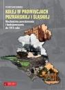 Kolej w prowincjach poznańskiej i śląskiej (Uszkodzona okładka)