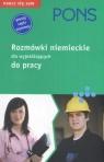 Rozmówki niemieckie dla wyjeżdżających do pracy