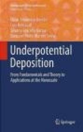 Underpotential Deposition 2016