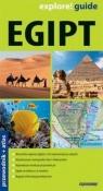 Egipt 2w1 przewodnik + atlas