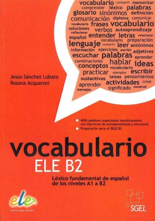 Vocabulario ELE B2 Lobato J.S., Acquaroni R.