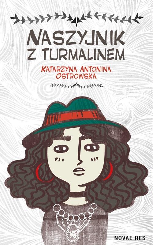 Naszyjnik z turmalinem Ostrowska Katarzyna Antonina