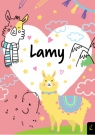 Koloruję. Kocham lamy