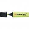 Zakreślacz Stabilo BOSS, limonka 2,0-5,0 mm (70/133)