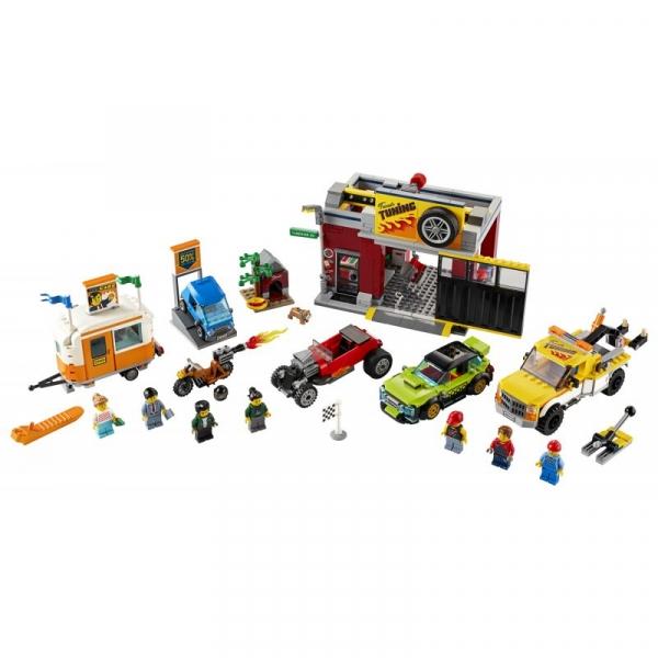 Lego City: Warsztat tuningowy (60258)