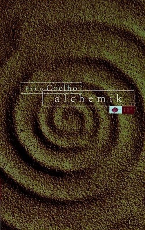 Alchemik Coelho Paulo