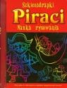 Szkicozdrapki Piraci Nauka rysowania