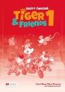 Tiger & Friends 1. Zeszyt ćwiczeń (reforma 2017) + kod do Student's App