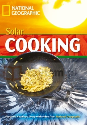 FRL Solar Cooking z CD (lev.1600) Waring, Rob (Series Ed)