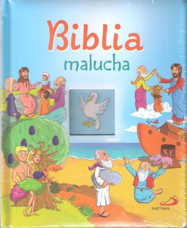 Biblia malucha ks. Wojciech Kuzioła SSP