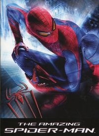 Album do nalepek Amazing Spider-Man