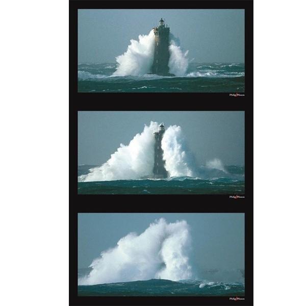 RAVEN. 3x500 EL. Latarnia morska
