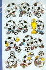 Naklejki papierowe Z Design Football