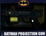 Pistolet Batmana z projektorem 22 cm