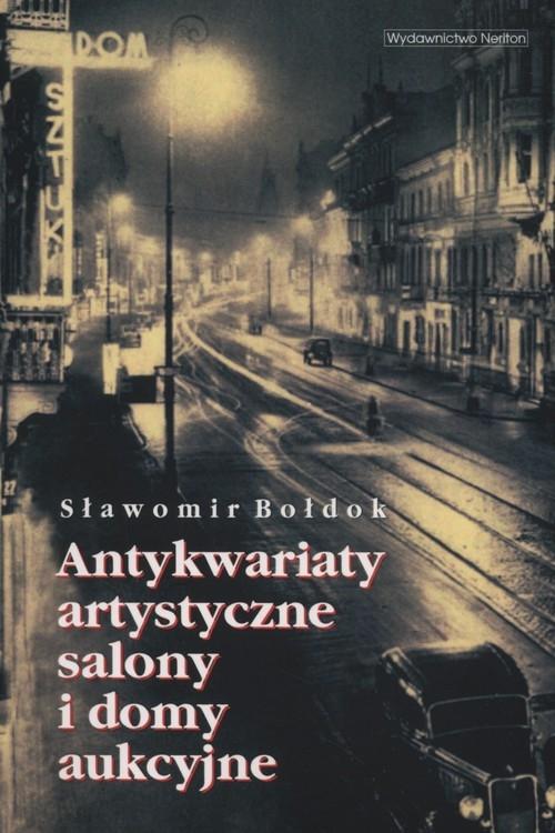 Antykwariaty artystyczne, salony i domy aukcyjne Bołdok Sławomir