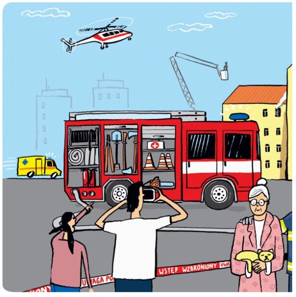 Czytaj z Albikiem. Strażacy. Interaktywna mówiąca książka (34547) Jan Lastovička, Šárka Pichrtová
