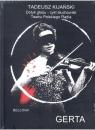 Gerta. Książka z płytą CD  (Audiobook) Kijański Tadeusz